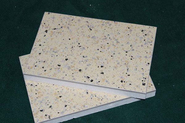 防火保温装饰一体板