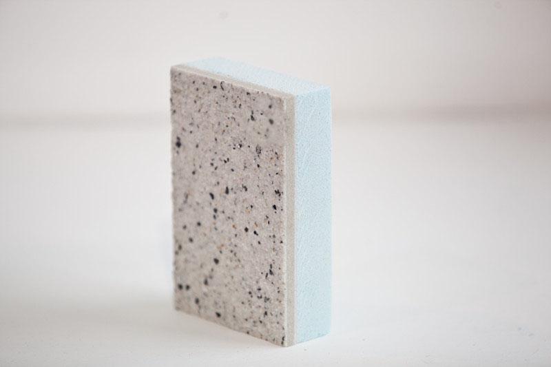 仿石材外墙保温装饰一体板