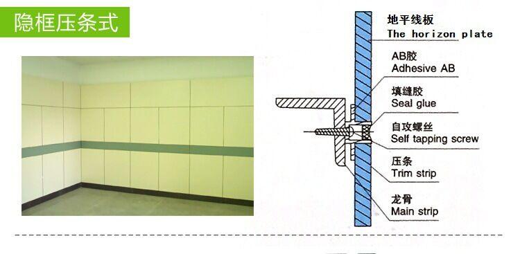 隧道秀壁板环保性能规定