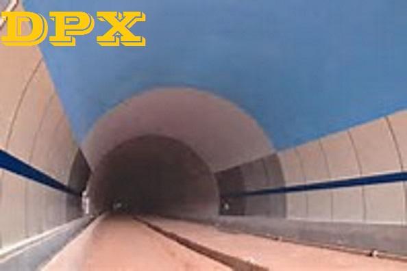 隧道秀壁板