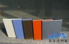 金属漆装饰板的耐冲刷性能