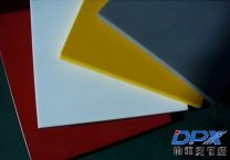 地平线隧道无机预涂板质量保障及技术指标
