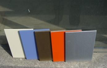 地铁金属漆装饰板
