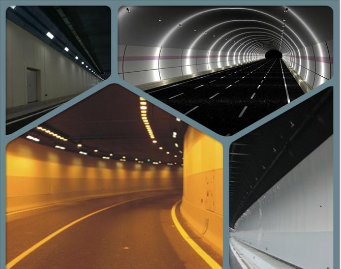 隧道隔音板