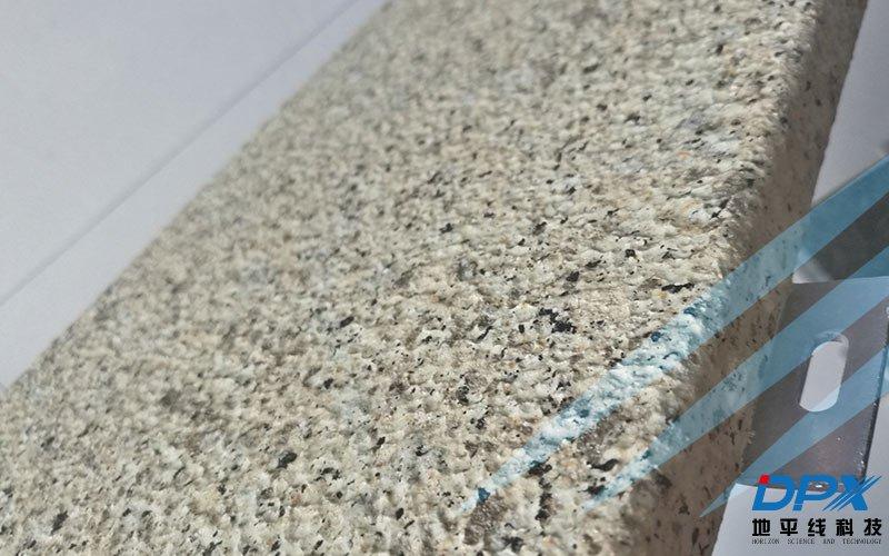 外墙仿石漆铝单板――荔枝面