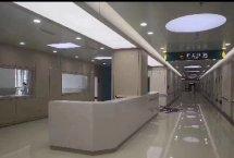 无机预涂板应用在医院环境